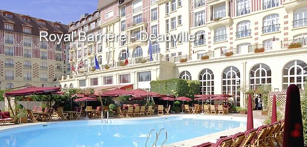 Hotel de luxe deauville for Hotel deauville design